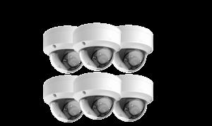 6 Channel Video Camera Installation-Etronics of Illinois