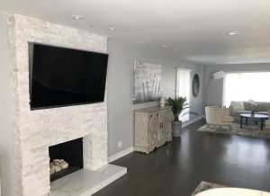 Chicago TV Mounting and Home Theater Installation by Etronics of Illinois